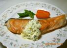 簡単♪鮭のムニエル☆タルタルソース
