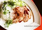 炊飯器de低温調理の焼豚風