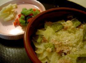 ポテトグラタン(離乳食)