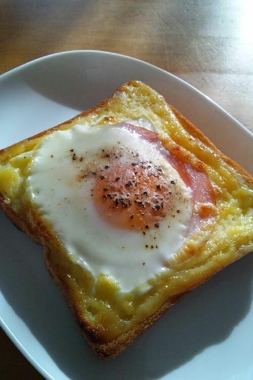 簡単美味しい☆食パンアレンジレシピ