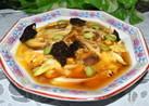 簡単中華♪ 蟹たまあんかけ&天津飯