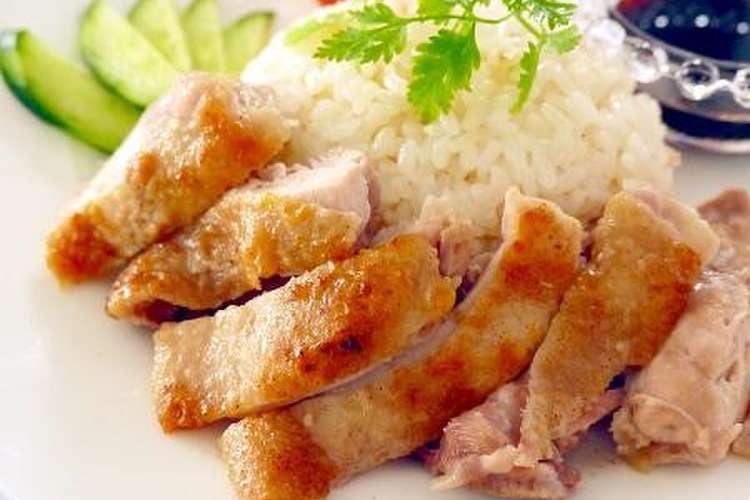 炊飯 器 レシピ 人気 チキン ライス