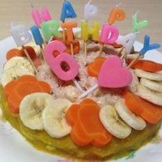愛犬用*誕生日ケーキ