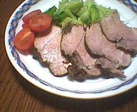 ◆圧力鍋◆豚の紅茶煮