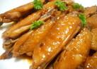 身離れ抜群☆鶏スペアリブの酢醤油煮