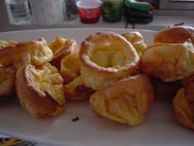 ヨークシャープディング Yorkshire Pudding