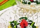 モロヘイヤと長芋の梅浸し