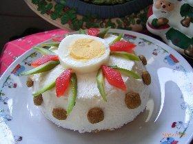 ハンナ用バースデーケーキ