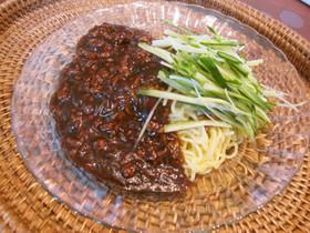 ジャージャー麺(炸醤麺)
