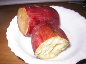 炊飯器deほっくほく焼き芋