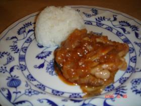 おうちでレストラン☆豚肉の赤ワイン煮