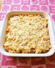 アメリカ★マカロニ&チーズの写真