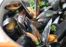 ムール貝のマリニエール(白ワイン蒸し)
