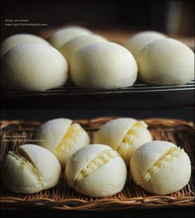 ほわほわリッチな白パン*自家製酵母*