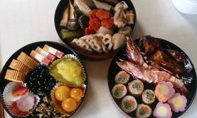 おせち料理2006