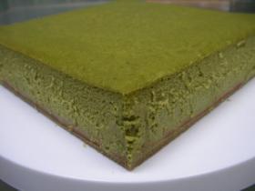 抹茶ニューヨークチーズケーキ