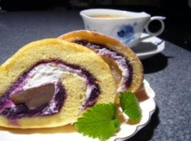 ☆ふんわりロールケーキ☆