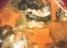 野菜たっぷり♡ガーリック味噌汁