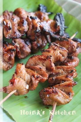 フィリピンの味★豚肉のバーベキュー★