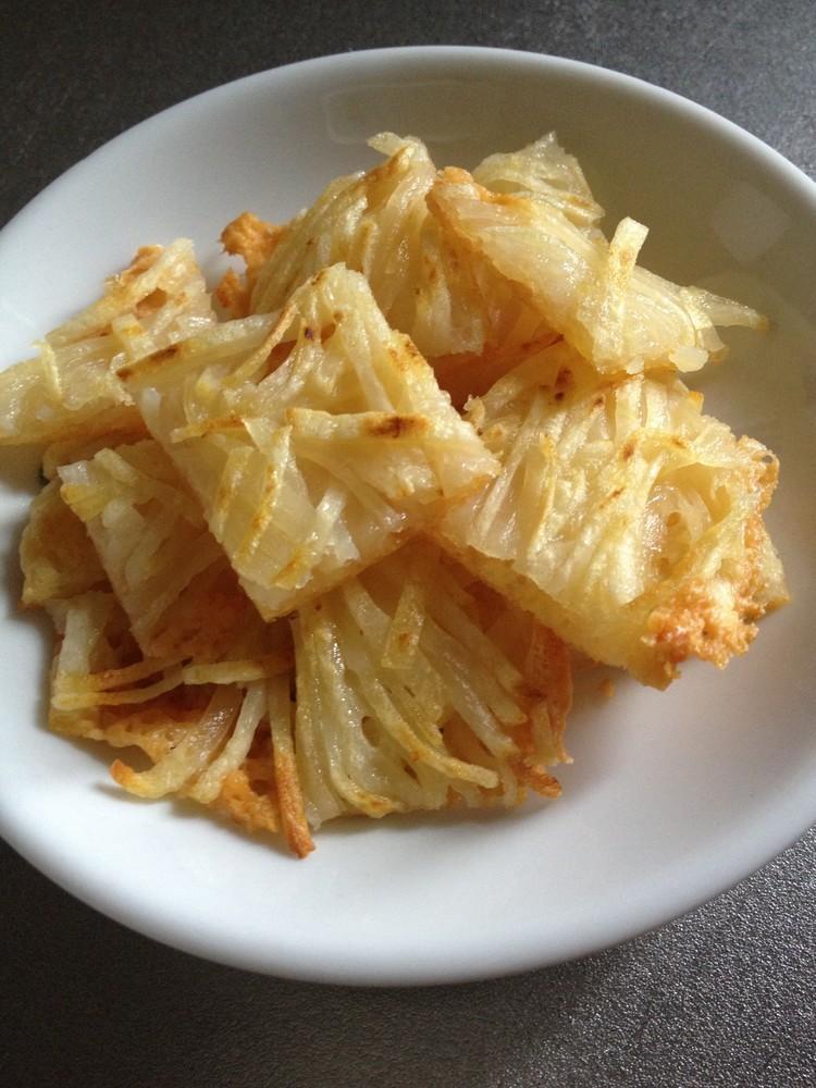 超簡単♪♪ポテトとチーズのカリカリ焼き☆
