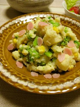 ❀春を愛でよう~♪菜の花ポテトサラダ
