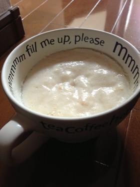 簡単!牛乳だけでフルーチェのムース風