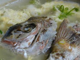 鯛のあら 雑炊