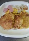 子供大好き☆納豆卵ご飯焼き  離乳食中期