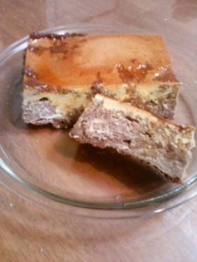 パンプディングケーキ