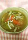 中華料理に合う♡さっぱり野菜スープ