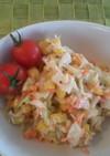 カロリー低めコールスローサラダ