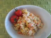 カロリー低めコールスローサラダの写真
