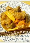 簡単♪鶏とナスとパプリカの甘酢南蛮☆