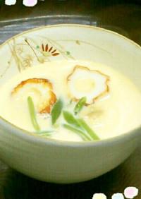 気泡無し!★簡単・麺つゆ【茶碗蒸し】