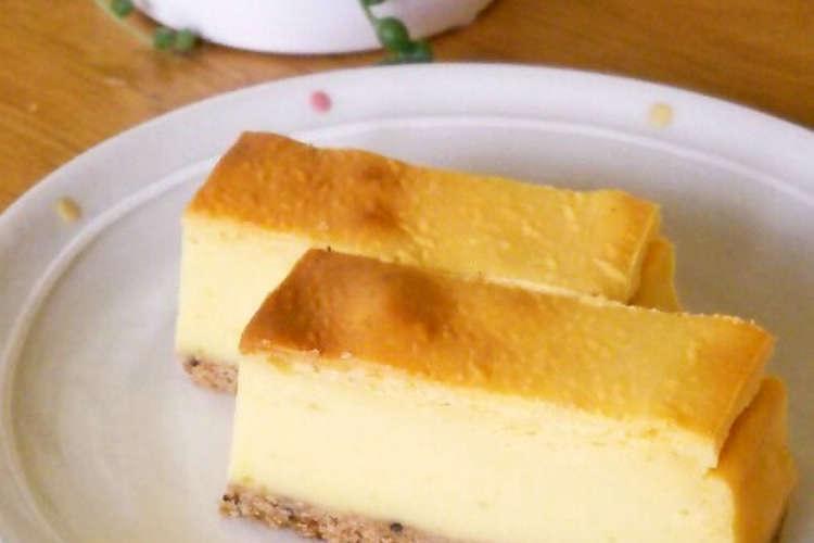 Fp 簡単さつまいもチーズケーキ レシピ 作り方 By ふうさく77 クックパッド