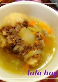 シンプル・テールスープ