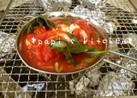 ☆BBQでおすすめ!イカのトマト煮☆