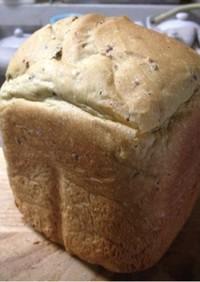 hb青汁小豆食パン