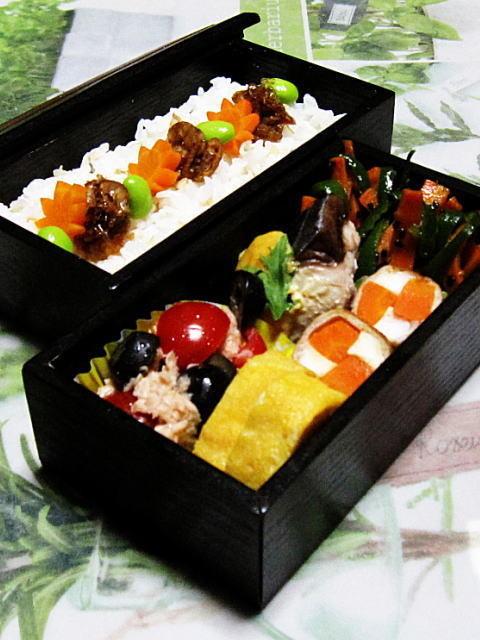 瀬戸内の味★サワラの味噌マヨ焼き弁当