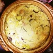 グリーンカレー鍋♬あっさり☆簡単の写真