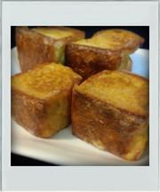 ■糖質制限■豆乳フレンチトースト簡単朝昼の写真