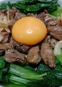 魯肉飯(ルーローファン)☆アレンジ丼