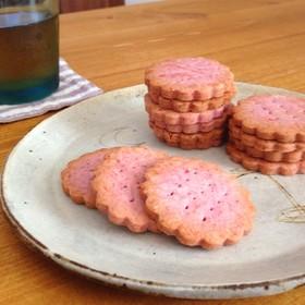 バターなし♡ポリポリさつまいもクッキー