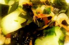 はなまるの痩せレシピ 干しエビの和え物