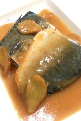 とろ~り♪鯖の味噌煮