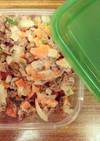 幼児食1歳 万能合挽きミンチ野菜
