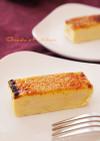 スペインの郷土菓子☆カタラーナ