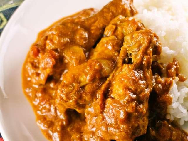 チキンカレー レシピ