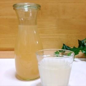 手作り酵素シロップde酵素ジュース