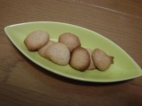超簡単★さっぱりヨーグルトクッキー★